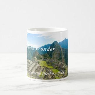 Machu Picchu Peru Mugs