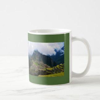 Machu Picchu, Peru Mugs