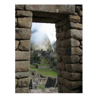 Machu Picchu Peru Post Cards