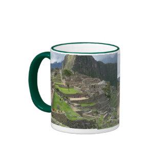 Machu Picchu Peru Ruins Mugs