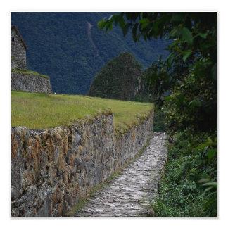 Machu Picchu Photographic Print