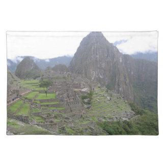 Machu Picchu Place Mats