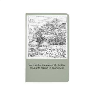 Machu Picchu Pocket Journal
