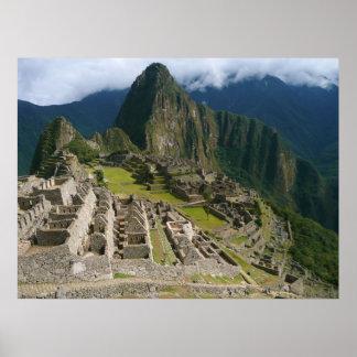 Machu Picchu Posters