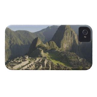 Machu Picchu, ruins of Inca city, Peru. Blackberry Bold Cover