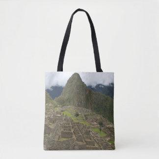 Machu Picchu two views bag