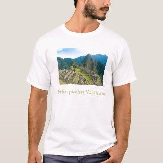 MACHU PICCHU VACATIONS T-Shirt