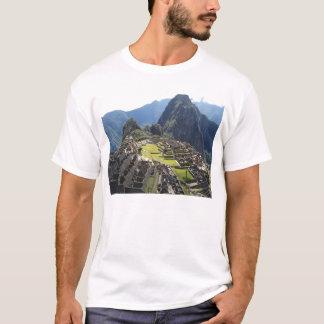 Machu Picchu White Shirt