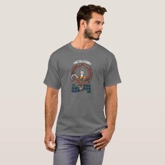 MacIntyre Clan Badge Adult Dark T-Shirt