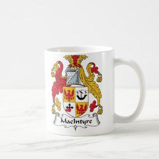 MacIntyre Family Crest Coffee Mug