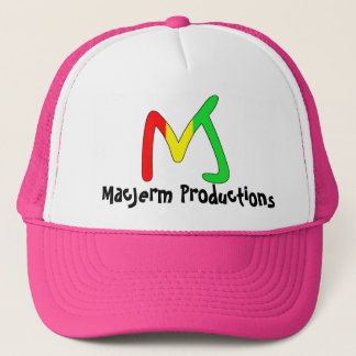 Macjerm Productions Trucker Hat