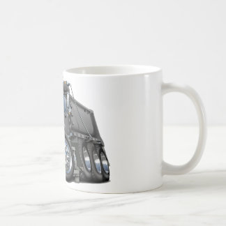 Mack Dump Truck Grey Classic White Coffee Mug