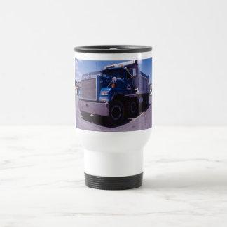 Mack Dump Truck. Stainless Steel Travel Mug