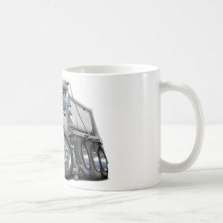 Mack Dump Truck White Coffee Mug