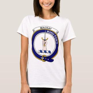 MacKay Clan Badge T-Shirt