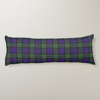 Mackay clan Plaid Scottish tartan Body Cushion