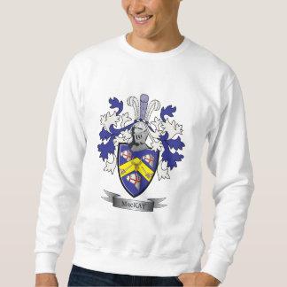 MacKay Family Crest Coat of Arms Sweatshirt