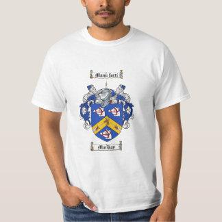 Mackay Family Crest - Mackay Coat of Arms T-Shirt