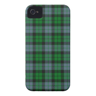 MacKay / McCoy Tartan iPhone 4/4S Case iPhone 4 Cases