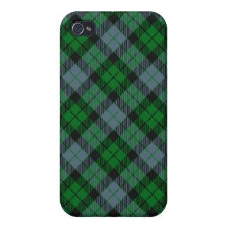 MacKay / McCoy Tartan iPhone 4/4S Case