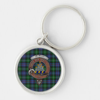 MacKenzie Clan Badge Key Ring