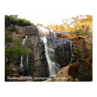 MacKenzie Falls, Grampians, Australia Postcard