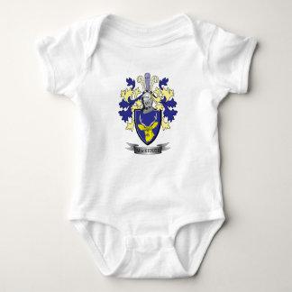 MacKenzie Family Crest Coat of Arms Baby Bodysuit