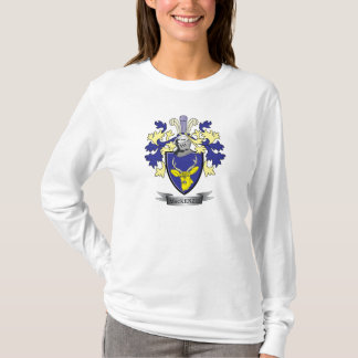 MacKenzie Family Crest Coat of Arms T-Shirt