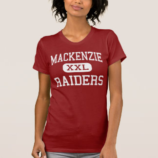MacKenzie - Raiders - Junior - Lubbock Texas T-Shirt