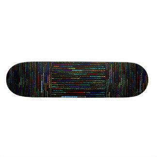 Mackenzie Text Design I Skateboard