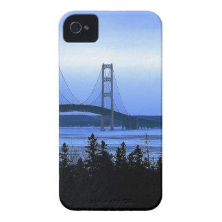 Mackinac Bridge iPhone 4 Case-Mate Case