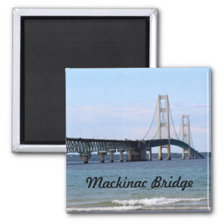 Mackinac Bridge Magnet