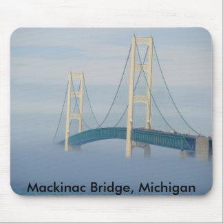 Mackinac Bridge, Michigan Mouse Mat