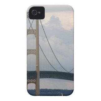 Mackinac Bridge, Michigan, USA iPhone 4 Case-Mate Case