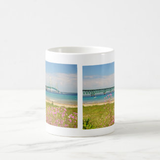 "Mackinac Bridge ""The Big Mac"" Coffee Mug"