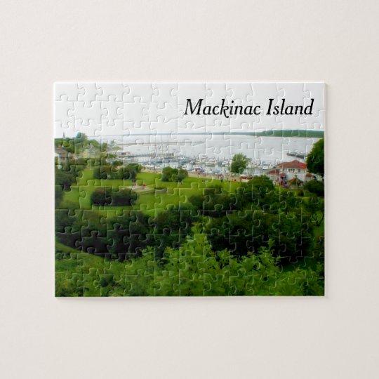 Mackinac Island Jigsaw Puzzle