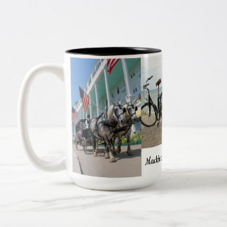 Mackinac Island, Michigan Mug