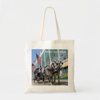 Mackinac Island - Tote and Bag