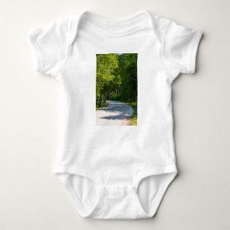 Mackinac Lake Shore Drive Baby Bodysuit