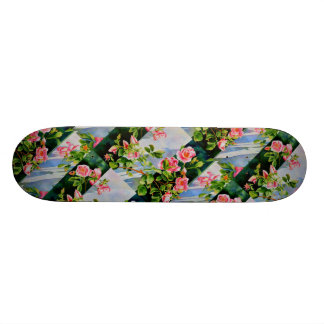 Mackinac Rose 20 Cm Skateboard Deck