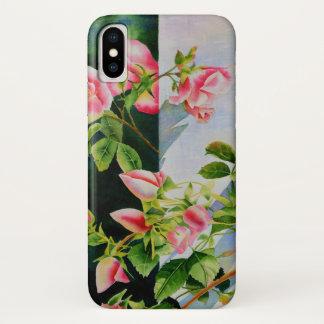 Mackinac Rose iPhone X Case