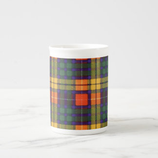 MacKinley clan Plaid Scottish kilt tartan Bone China Mug