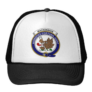 MacKinnon Clan Badge Cap