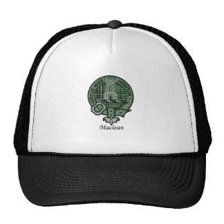 Maclean Clan Crest Cap