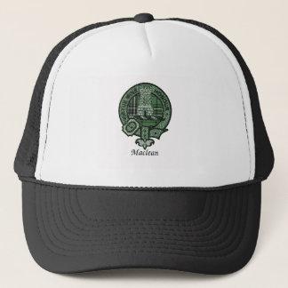 Maclean Clan Crest Trucker Hat