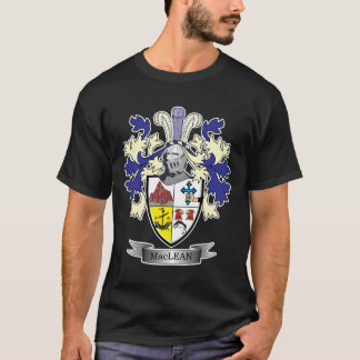 MacLean Family Crest Coat of Arms T-Shirt
