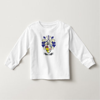 MacLean Family Crest Coat of Arms Toddler T-Shirt
