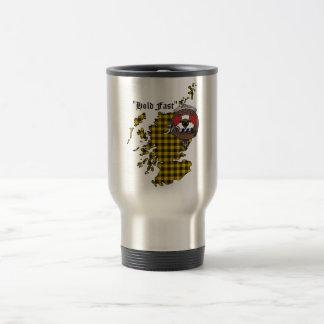 MacLeod Clan Badge Travel Mug