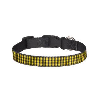 MacLeod Scottish Clan Tartan Pet Collar