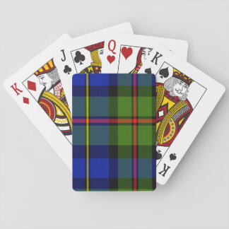 Macleod Scottish Tartan Playing Cards